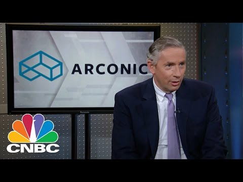 Arconic CEO Klaus Kleinfeld: Aluminum Spinoff | Mad Money | CNBC