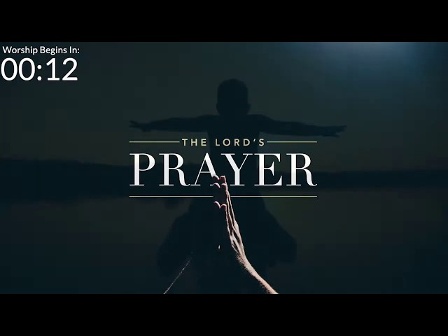 Worship for June 21, 2020 - Hallowed Be Your Name