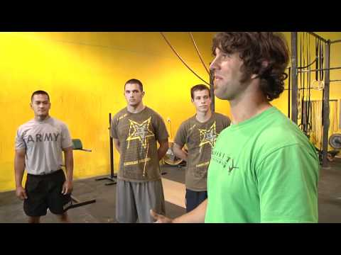 CrossFit - The Future Soldier Training Program