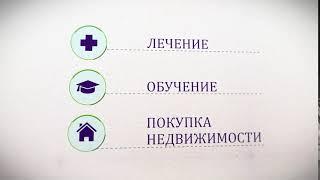 3-НДФЛ Возврат налога при лечении, обучении, покупки недвижимости