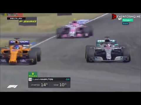 Formula 1 GP Alemania 2018 Carrera complta en castellano