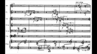 Anton Webern - Concerto for nine instruments, Op. 24