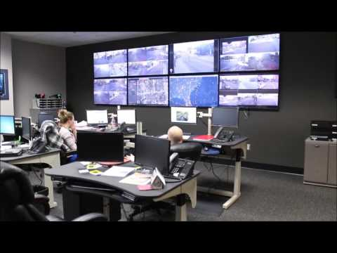 "Tour the Wilmington Police Department ""STING"" Center"