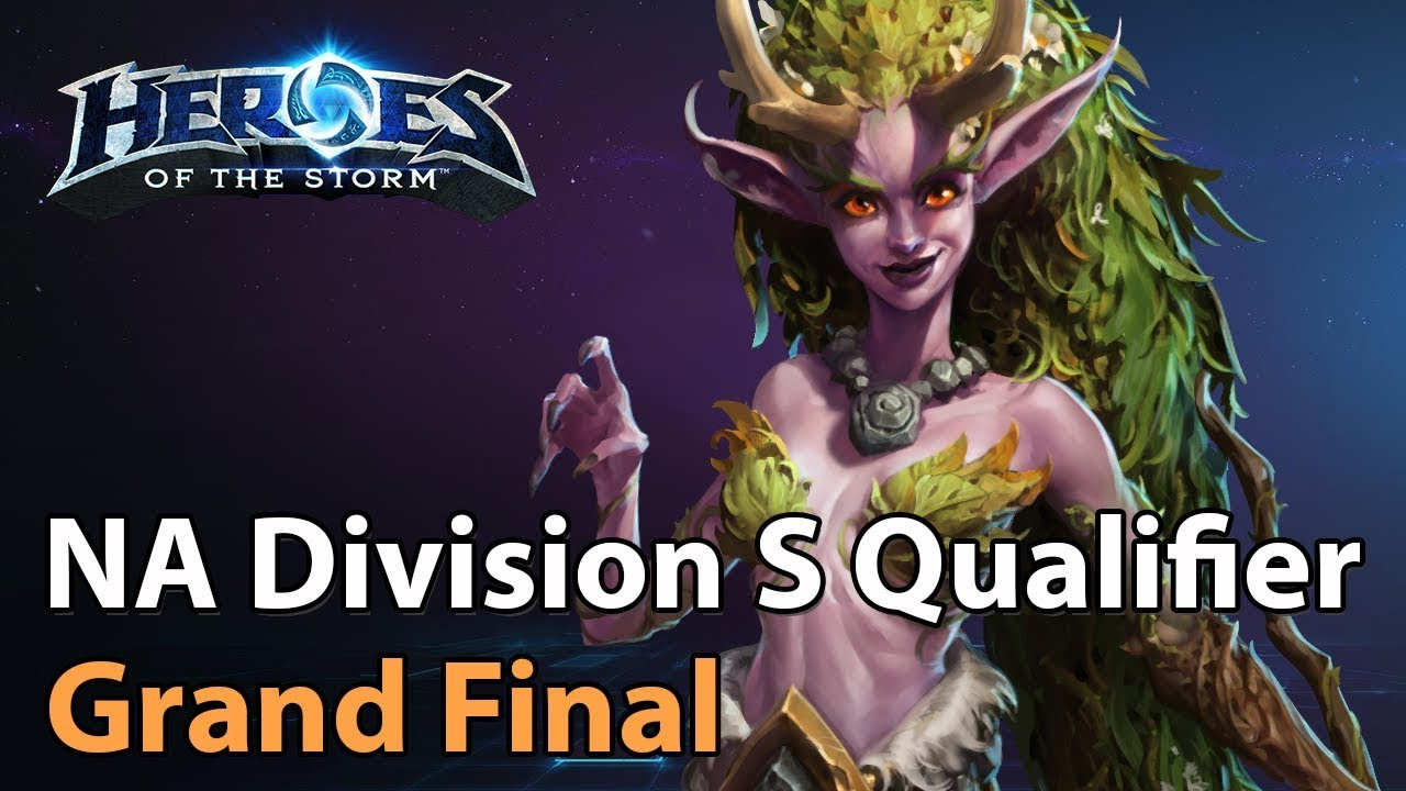 ► Division S North America Qualifier #3 - Heroes of the Storm Esports