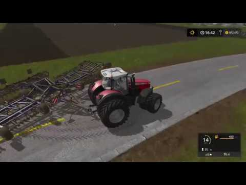 FARMING SIMMER - FS17: Cultivating in Goldcrest Valley