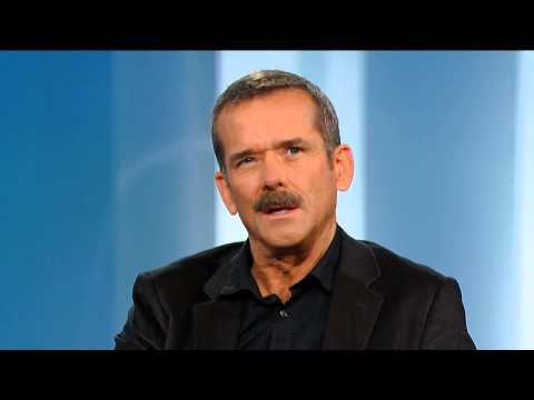 Chris Hadfield on George Stroumboulopoulos Tonight: FULL INTERVIEW