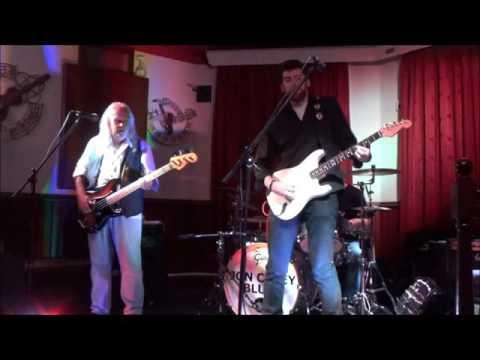Jon Casey Blues Band @ The Talbot Burnley 18/09/16