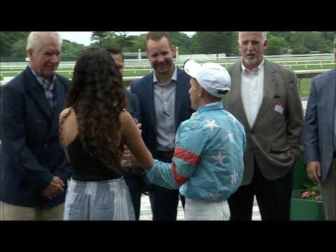 video thumbnail for MONMOUTH PARK 6-21-19 RACE 2