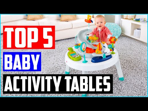 Best Baby Activity Tables in 2020 Top 5 Baby Activity Tables Review