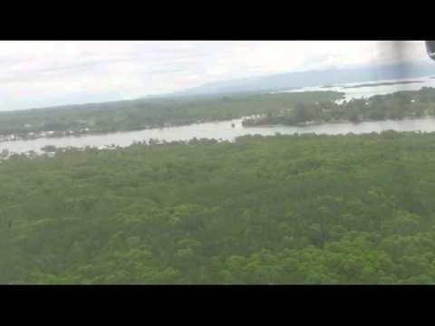 Landing at Buka, Bougainville Island