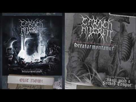 Carach Angren - Skull with a Forked Tongue (official audio) 2020