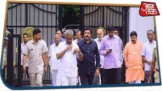 Karnataka Crisis | 11 Rebel MLAs Arrive In Bengaluru, Meets With Karnatak Assembly Speaker