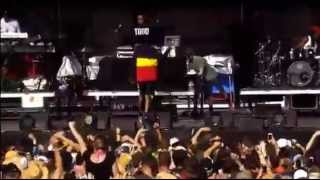 Wiz Khalifa - The Thrill (LIVE Hangout Music Fest 2014)