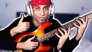 Download lagu EXTREMELY normal Bass tutorial video nothing to see here AT ALL move along