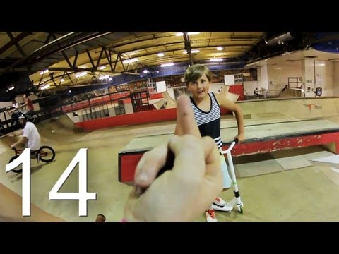 Webisode 14: Sweaty day at Corby
