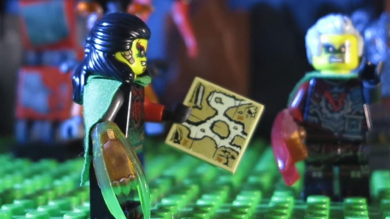 Lego ninjago twist in time episode 5 acronix vs wu - Ninjago episode 5 ...