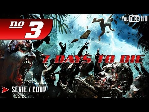7 Days To Die Alpha 2 / Série Minha Casa...