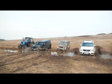 Гелик Менеджера Антона в зарубе с Audi Q8 Тигр Black Star Тимати багги