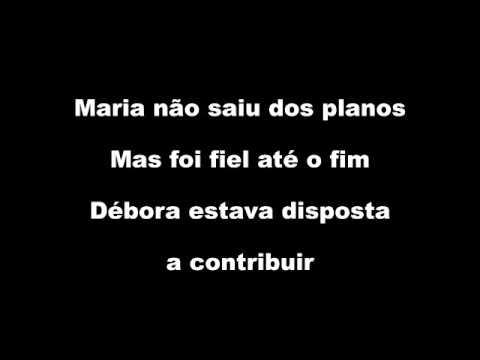 Elas - Mara Lima - Playback Legendado