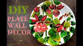 DIY PLATE WALL DECOR 2