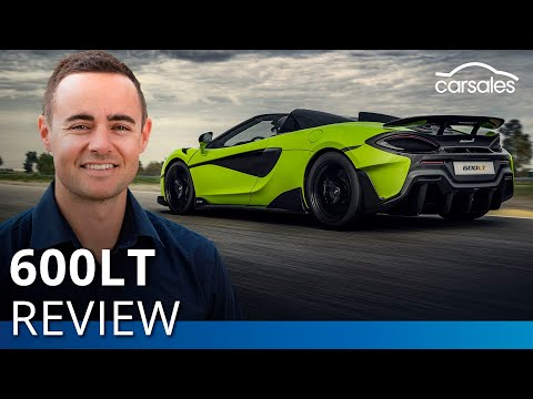 2019 McLaren 600LT Spider Review | carsales
