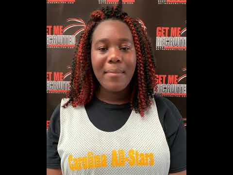 Precious Ogboko (Carolina All-Stars/Durham School of Arts/Durham, NC) 2022 6'3 C