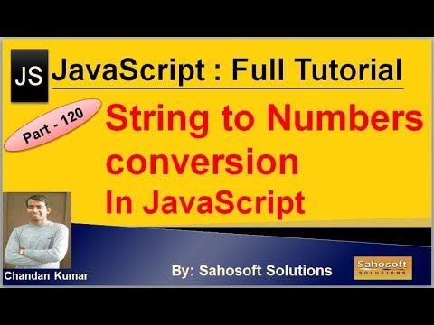 Strings to Numbers Conversion in JavaScript   JavaScript Full Tutorial in Hindi thumbnail