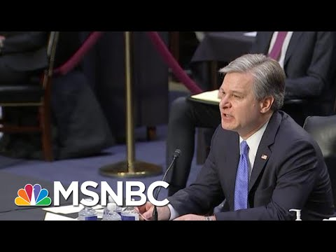 Pete Williams: Don't Think FBI Has 'Cracked The Code' Yet On Jan. 6th Attack   MTP Daily   MSNBC
