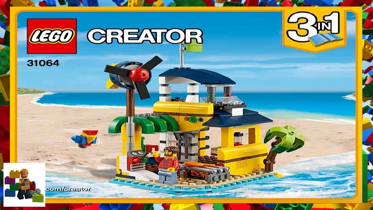 LEGO instructions - Creator Expert - 10260 - Downtown Diner - YouTube