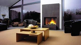 50 Fireplace Modern and Interior Ideas & Design 2018