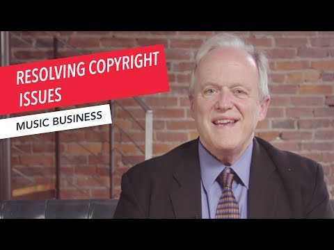 Copyright for Musicians: Resolving Copyright Issues | Part 5/5 | Q&A | Music Business