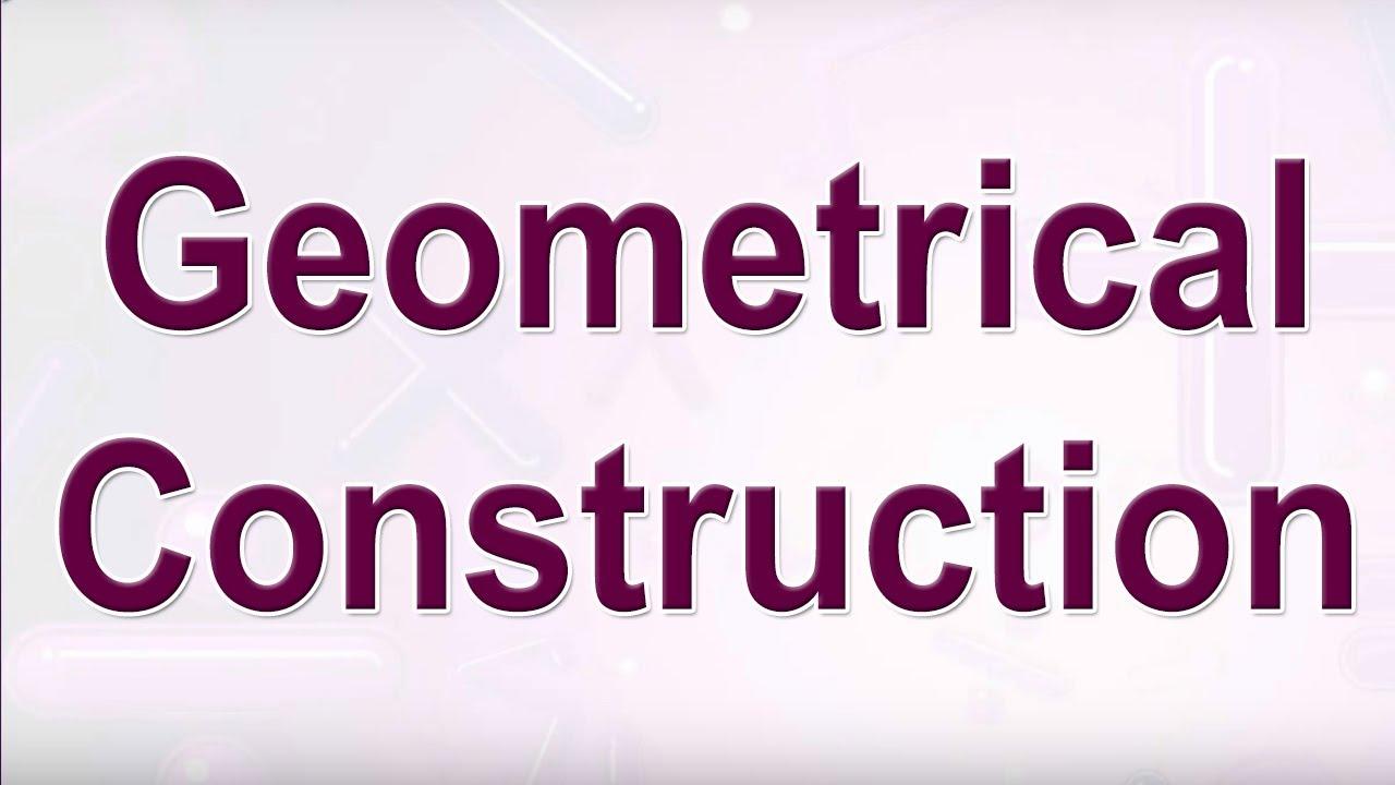Geometrical Construction   6th Std   Mathematics   English Medium    Maharashtra Board   Home Revise