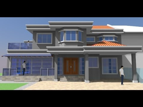 House Extension Design Ideas for Semi Detached House - YouTube