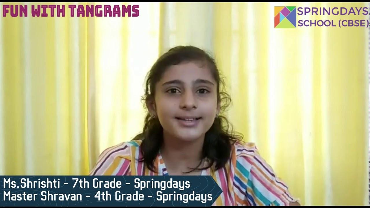 fun with tangrams  youtube