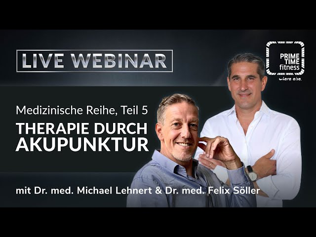 Therapie durch Akupunktur