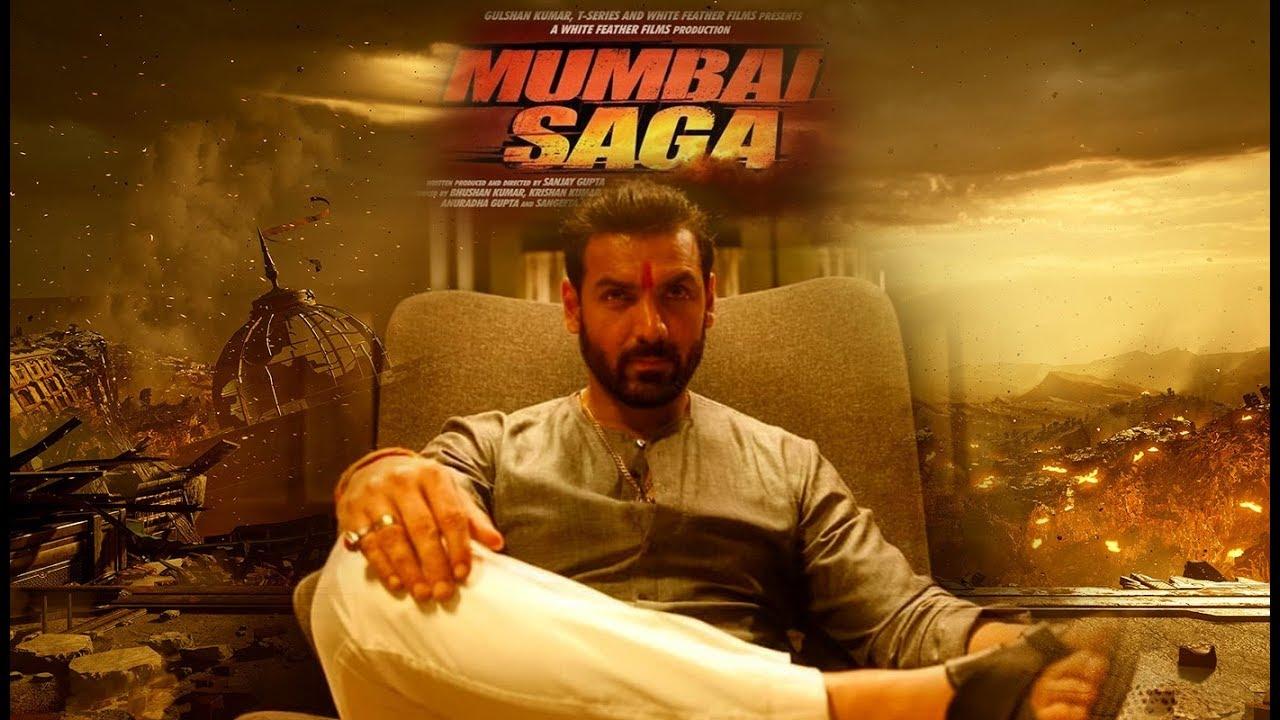 Mumbai Saga Poster