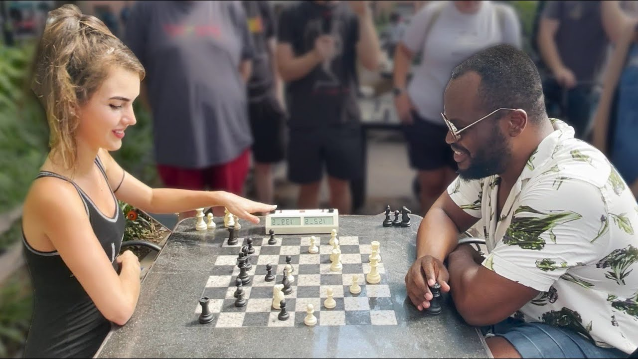 Chess Expert Trash Talks Me… So I Try To Beat Him