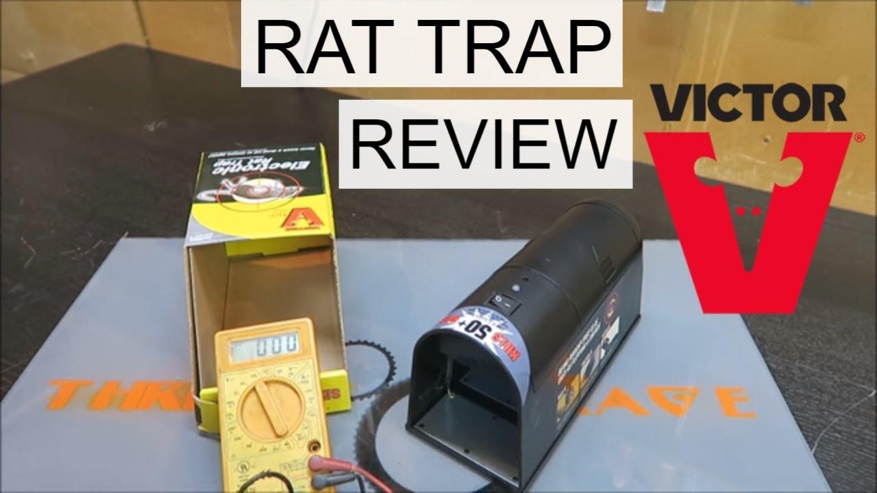 Victor Electronic Rat Trap M240