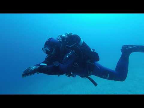 Κατάδυση στο Βγέθι - Diving @ Vgethi