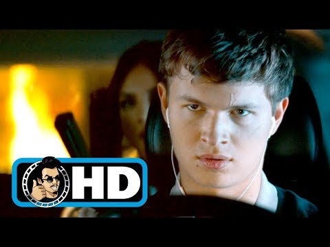 BA DRIVER 2017 Movie Clip  Tequila Gun Fight FULL HD Jamie Foxx