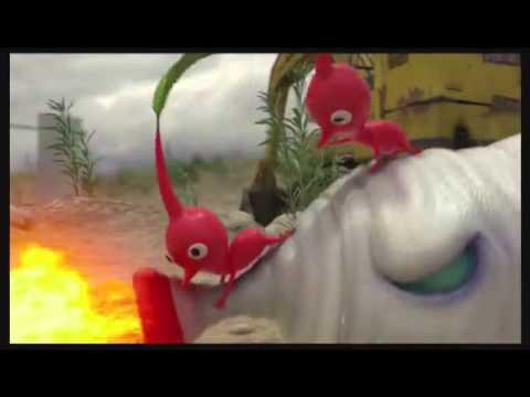 Kirby Remix Pikmin Music Video U  B  B