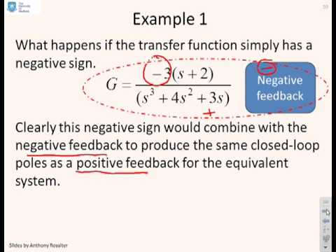 Root-loci 15 - basic rules for positive feedback - YouTube