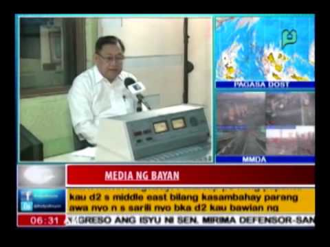 [RadyoBisyon] Guest: Atty. Manuel G. Co (Episode 66)