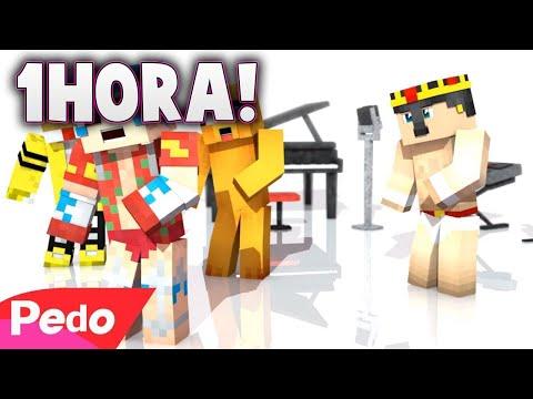 ¡CHI-CHIRIBIQUI! DURANTE 1 HORA CHALLENGE🎤 PARODIA MUSICAL ANIMADA DE TIMBA VK POR UNA HORA #CoMPaS