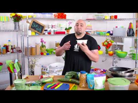 Chef Duff Goldman on Keeping Food Fresh
