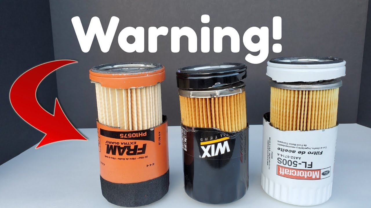 [NRIO_4796]   I cant believe what is inside ALL FRAM oil filters! - YouTube | Fram Fuel Filter Catalog |  | YouTube