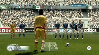 FIFA 06 RTWC XBOX360 Gameplay
