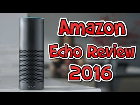 Amazon Echo Review 2016 - Must See Before You Buy One!