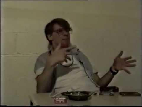 Interview with Dennis Nilsen (Murder In Mind, Carlton TV, 1993)