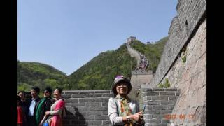 ㄇ玲ㄉ榮17(北京五日遊故宮(紫禁城) , 長城(居雍關) )